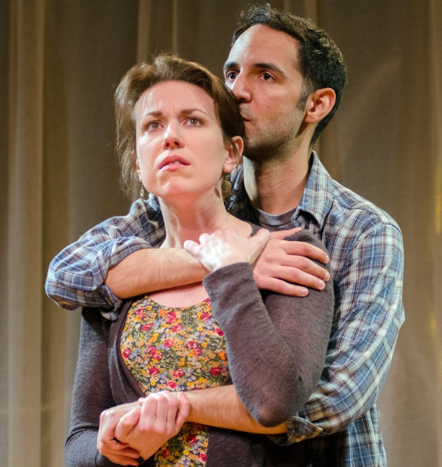 "Liz hayes and Noel Nacer in ""Lungs.""  Andrew Brilliant/Brilliant Pictures"