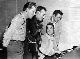 Audiences are invited to relive the famed recording session that brought together rock 'n roll icons Elvis Presley, Johnny Cash, Jerry Lee Lewis and Carl Perkins for one of the greatest jam sessions of all times when MILLION DOLLAR QUARTET arrives in Boston this Fall.