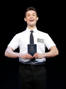 Mark Evans, THE BOOK OF MORMON First National Tour (c) Joan Marcus, 2013