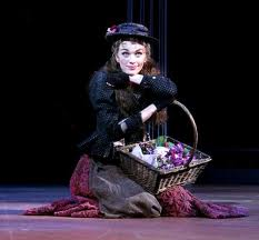 "Lisa O'Hare in North Shore Music Theatre's ""My Fair Lady."""
