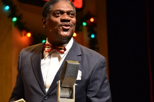 "Johnny Lee Davenport as Freddie Fllmore in ""It's A Wonderful Life."" Photo: Gary Ng"