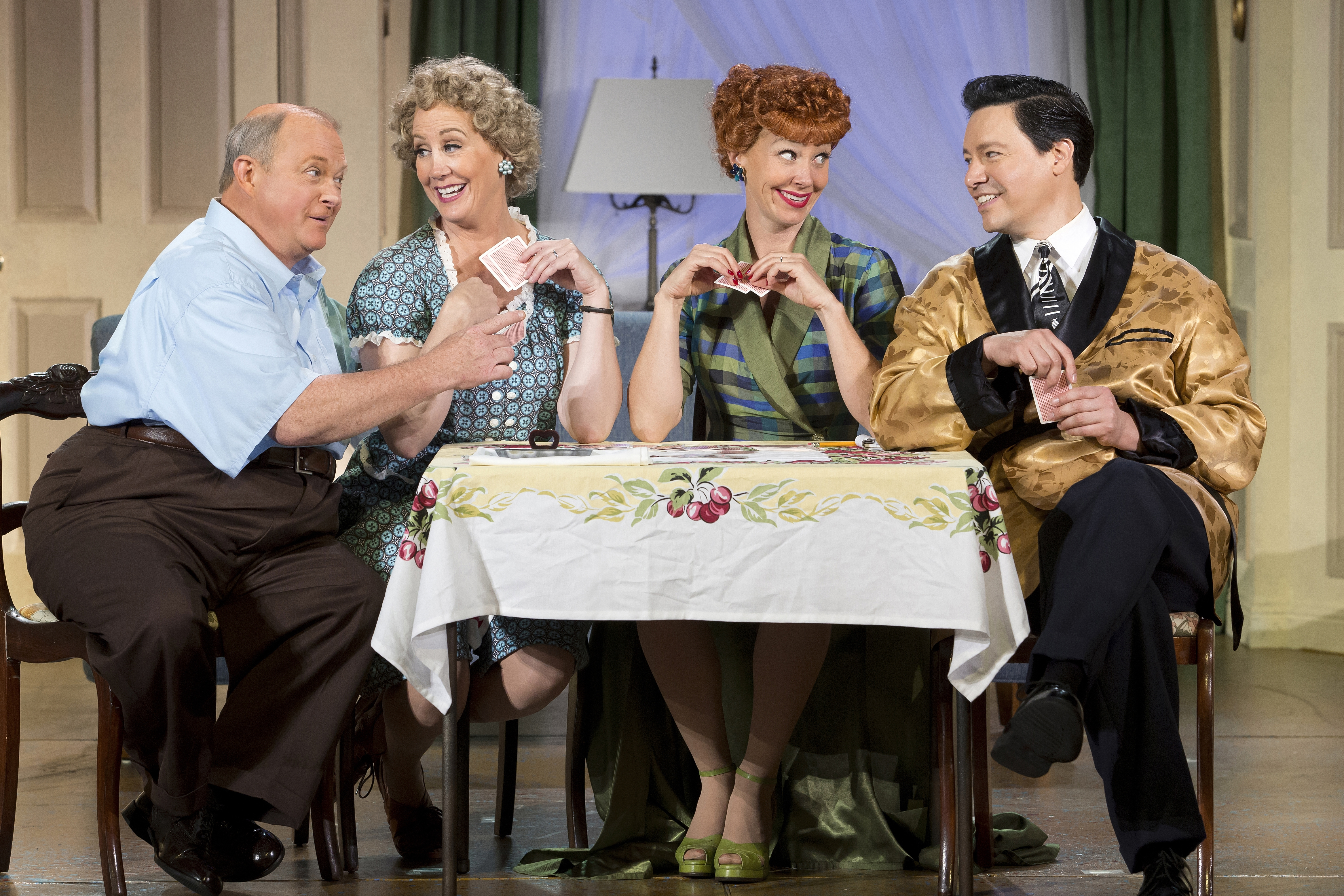 Lucy Is A Pleasant Walk Down Memory Lane Onbostonstages