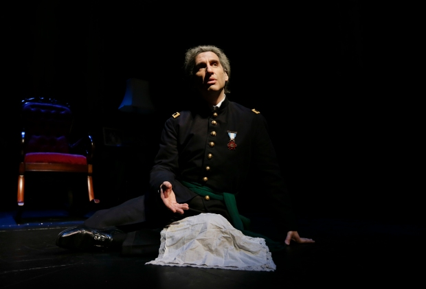 "Hershey Felder in a scene from ""Abe Lincoln's Piano."" Photo: Eighty Eight LLC"