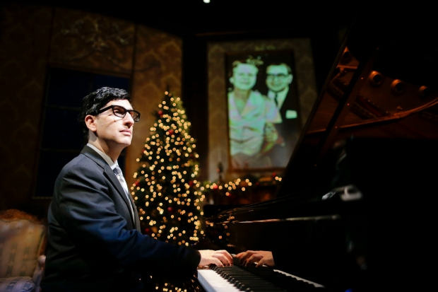 "Hershey Felder as Irving Berlin in ArtsEmerson's presentation of ""Hershey Felder as Irving Berlin."" Photo: 88 Entertainment"