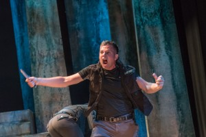 "Ross McDonald as Cassio in ""Othello."" Photo: Stratton McGrady Photography"
