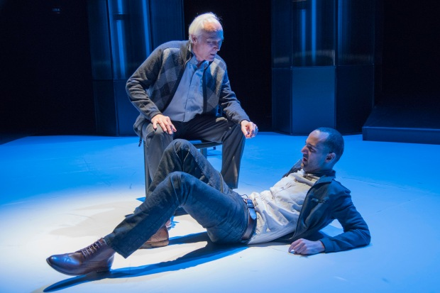 "Dale Place and Nael Nacer in ""A Number.""  Andrew Brilliant/ Brilliant Pictures"