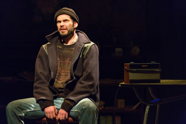 "Marty Rea as Pato Dooley in ""The Beauty Queen of Leenane."" Photo: Stephen Cummiskey"